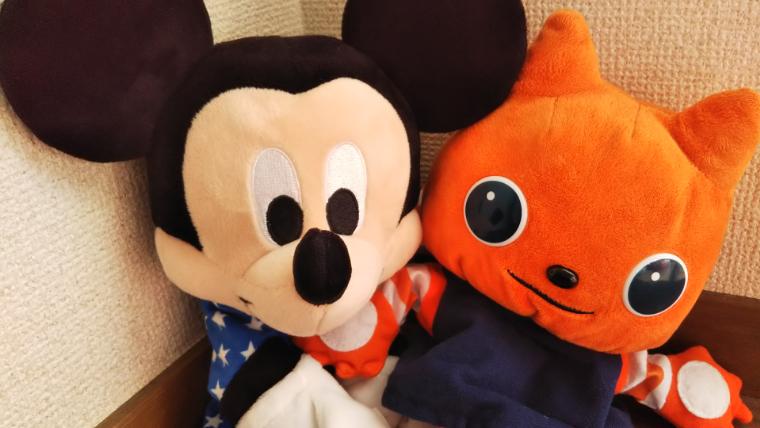 ディズニー英語システム(DWE)とワールドワイドキッズ(WKE)の比較